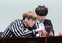 BTS^^YOONKOOK Two fluff balls🖤❤️