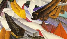 """Munn's """"Untitled I,"""" (c. 1926–28, National Gallery of Canada) is among the first purely abstract paintings made in Canada."""