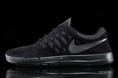 Nike SB Free – Black / Black – Anthracite