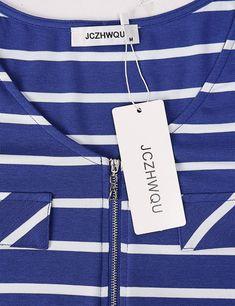 7722289ea2 JCZHWQU Women s V Neck Cap Sleeve Elegant A Line Dresses