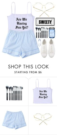 """""""Netflix and Chill"""" by pastelneon ❤ liked on Polyvore"""