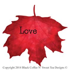 Personalized Fall StickerMaple Leaf Personalized by Black Coffee N' Sweet Tea Designs $5.95 per sheet with choice of sizes. Use PIN10 Coupon Code for 10% any purchase!