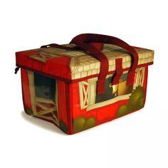 John Deere Soft Sided Toybox and Playmat   RunGreen.com