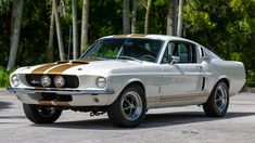 Classic Car News – Classic Car News Pics And Videos From Around The World Ford Mustang Shelby, Shelby Gt500, Mustang Cars, Mustang Fastback, Old Muscle Cars, Best Muscle Cars, Classic Mustang, Ford Classic Cars, Carroll Shelby