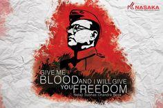 Tributes to Subash Chandra Bose on his Birth Anniversary Today.