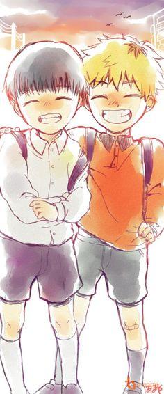 [Artwork] Ken à! Về nhà thôi!
