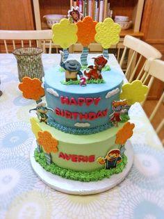 WALLYKAZAM PARTY - IDEAS - CAKE