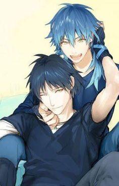 Yaoi pictures - My Manga Manhwa, Yuri, Bl Games, Nitro Chiral, Dramatical Murder, Cute Anime Boy, Anime Boys, Shounen Ai, Awesome Anime