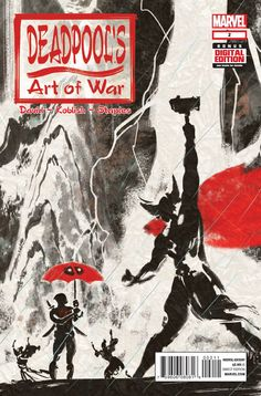 Deadpool's Art of War #2 - http://c4comic.it/2014/11/03/anteprima-deadpools-art-of-war-2/