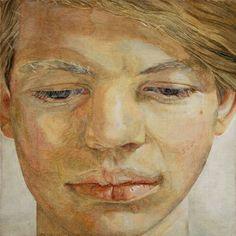 Boy by Lucian Freud