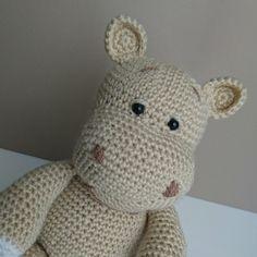 Harriet the Hippo – Crochet Pattern! – the crochet blog