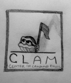 Clam logo sketch Logo Sketches, Doodle Sketch, Clams, Doodles, Logos, Art, Craft Art, Kunst, A Logo