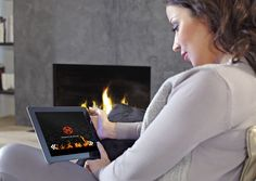 DRU app,Create your own fire! #DRU #Fires #Gas #Innovation