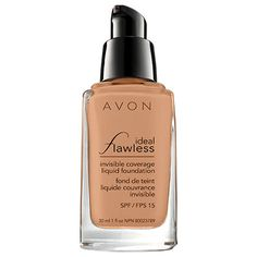 Complete coverage that looks and feels 100% natural | Couvrance totale pour une sensation 100 % naturelle #AvonCanada