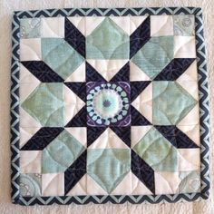swoon quilt mini--grace and peace quilting