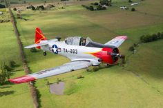 Aerobatics Gorge Adventure in a Texan - Armidale Fighter Pilot, Fighter Jets, Barrel Roll, Experience Gifts, Message Card, 13 Year Olds, Texans, Harvard, Matilda