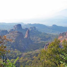 The Belogradchik rock formations are over 200 million years old and remind us of the mysteries of the earth. A UNESCO World Heritage Site, they're on the western slope of the Balkan Mountains…