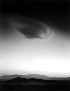 Paul Caponigro, San Sebastian, New Mexico, 1982