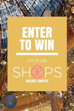 http://upvir.al/ref/M4636547   Enter for a chance to win a GL Shops' $250 Gift Card! #win #contest #glshopscontest