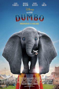 Dumbo Movie, Movie Tv, Dumbo Live Action, Picture Company, Believe, Michael Keaton, Adventure Film, Tv Series Online, Magic Words