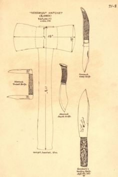 Lessons from George and Horace: The Sheath Knife