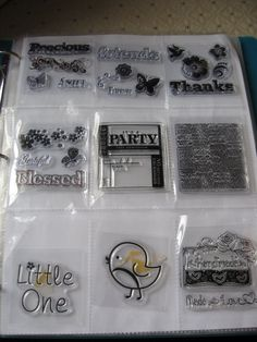 69 Ideas for craft room organization stamps fit 69 Ideas for craft room organization stamps fit The post 69 Ideas for craft room organization stamps fit appeared first on Stauraum ideen. Scrapbook Storage, Scrapbook Organization, Craft Organization, Scrapbook Supplies, Art Supplies, Card Making Tips, Making Ideas, Craft Room Storage, Storage Ideas