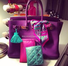 Hermes handbag! Beautiful