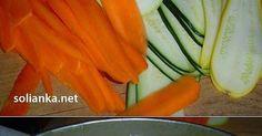 Pensa numa torta deliciosa e fácil de fazer.        Ingredientes    2 abobrinha italiana 3 cenouras 300 g de farinha 7 colheres de sopa de ...