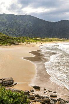 Florianópolis: Roteiro para viagem de 7 dias na capital de Santa Catarina. Brazil Travel, South America, Country Roads, Ocean, Boat, River, Landscape, World, Places