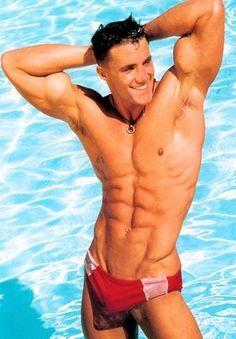 Greg Plitt, Latin Men, Six Pack Abs, Shorts With Tights, Athletic Men, Attractive Men, Male Beauty, Hot Bikini, Male Body