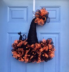Excited to share this item from my shop: Witch Hat Wreath Witches Hat Door Hanger Halloween Decor Halloween Wreath Witches Hat Halloween mesh Wreath Halloween Wreath witch Halloween Witch Hat, Halloween Crafts, Holidays Halloween, Halloween Decorations, Witch Hats, Rustic Halloween, Vintage Halloween, Halloween Mesh Wreaths, Holiday Wreaths