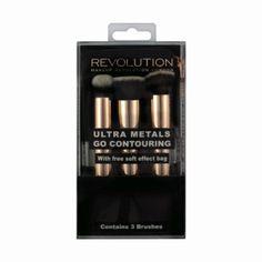 Ultra Metals Go Contouring Brushes