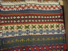 This type of weaving is called, Krokbragd, it means crooked path
