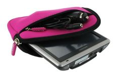 rooCASE SLV2 Neoprene Sleeve (Pretty Hot Pink) Carrying Case for Garmin nüvi 40 40LM 465LMT 465T 4.3-InchPortable GPS Navigator by rooCASE. $12.95. Limited Lifetime Warranty. Like a kangaroo safely carries her young in her pouch, rooCASE offers protective solutions for your precious electronic possessions. rooCASE designers work with your needs in mind, ensuring that cases have not only sturdy exteriors, but also the right-size pockets for smaller accessories. Fr...