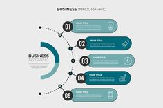 Minimalist business info graphic Free Ve... | Free Vector #Freepik #freevector #infographic #business #chart #marketing Powerpoint Design Templates, Ppt Design, Diagram Design, Brochure Design, Flow Chart Design, Process Infographic, Timeline Infographic, Infographic Templates, Chart Infographic