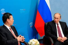 According to #IgorSehin, repeated condemnation of Russia's position in Crimea could boost trading between Moscow and #Beijing and facilitate a #gas supply agreement. Read more on ABO