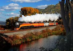 Southern Pacific Daylight! My favorite train!!