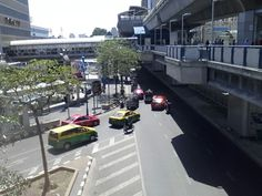 MBK Bangkok Thailand. Be prepared for a full on shopping experience.