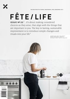 Fete Life Cover! sneakers and soul