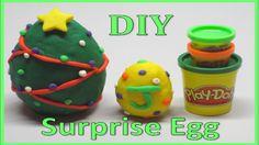 DIY Surprise Egg & Opening