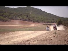 Joan Barreda's first impressions of the new Honda CRF1000L Africa Twin - YouTube