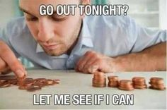 The days right before payday