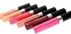 Bellapierre Super Gloss, the ultimate non-sticky lipgloss!