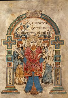 The Arrest of Jesus, from the Book of Kells