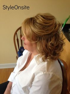 Style Onsite » Style OnSite » Mother Of The Bride Hair And Makeup Trial