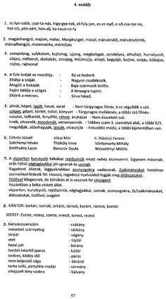 HETEDHÉT HATÁR LEGJOBB KISNYELVÉSZE O. DÖNTŐ 4. o. - tanitoikincseim.lapunk.hu