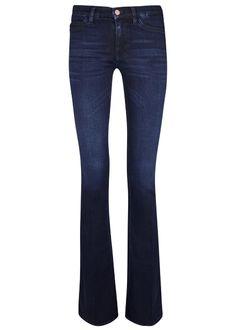 The Skinny Marakesh indigo flared jeans, £210.00 MIH at Harvey Nichols harveynichols.com