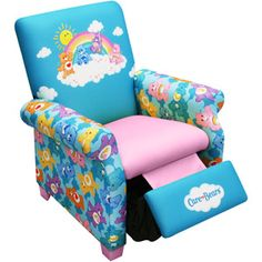 Care Bears Recliner, Pink