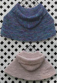 KidsHKBacks by Nature Speak Knits, via Flickr.  I love this knitting idea for the kids