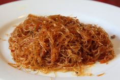 How to Make Spicy Noodles from Sweet Potato Starch